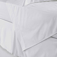 Joshua's Dream 220 Thread Count Valance (with split corners for bedsteads)