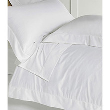 Joshua's Dream 420 Thread Count Cotton Satin Flat Sheet