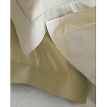 Artisan By Joshua's Dream Single Hemstitch Pillowcases 300TC Egyptian Cotton Satin