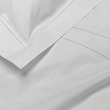Artisan By Joshua's Dream Double Hemstitch 400 Thread Count Egyptian Cotton Percale