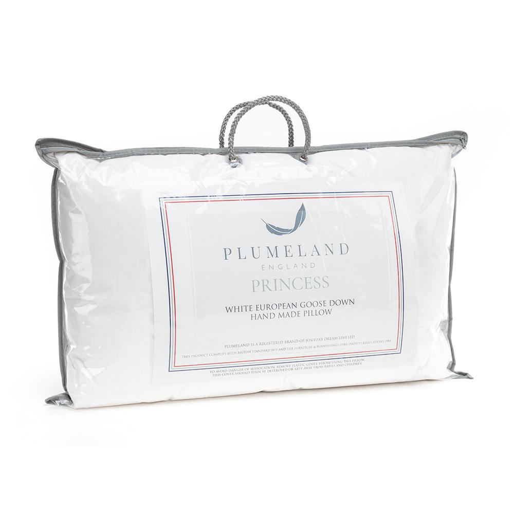 Plumeland Princess Pillow in Natural